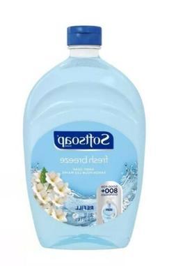 SOFTSOAP LIQUID HAND SOAP FRESH BREEZE REFILL 50 OZ SAME DAY