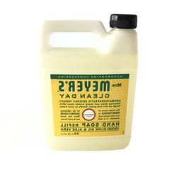 Mrs. Meyer's Clean Day Liquid Hand Soap Refill, Honeysuckle,