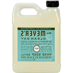 Mrs. Meyer's Liquid Hand Soap Refill - Basil - 33 Lf Oz - Ca