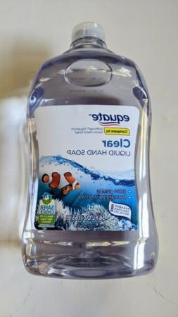 Equate Liquid Hand Soap Refill 56 oz New Over 800+ Dispenses