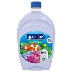 SOFTSOAP LIQUID HAND SOAP REFILL AQUARIUM 50 FL OZ