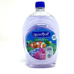 Softsoap Liquid Hand Soap Refill Aquarium Series 50 fl oz