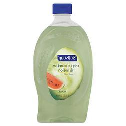 Softsoap Liquid Hand Soap Refill Crisp Cucumber & Melon 32 o