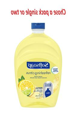Softsoap Liquid Hand Soap Refill, Refreshing Citrus -50 Flui