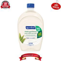 Softsoap Liquid Hand Soap Refill, Soothing Aloe Vera, 50 Oz