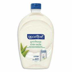 Softsoap Liquid Hand Soap Refill, Fresh Aloe Vera - 50oz
