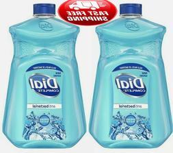 Dial Liquid Hand Soap Refill, Spring Water, 52 Ounce 2 Bottl