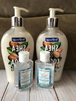 Softsoap Liquid Hand Soap Shea & Cocoa Butter 4 Pack