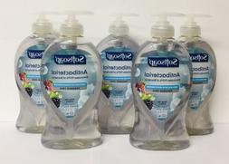 Softsoap Liquid Hand Soap Pump, Antibacterial White Tea and