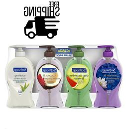 Softsoap Liquid Hand Soap Variety Pack 11.25 oz., each 4pk F