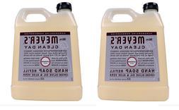 Clean Day Liquid Hand Soap Refill LAVENDER 33 fl oz. Meyer's