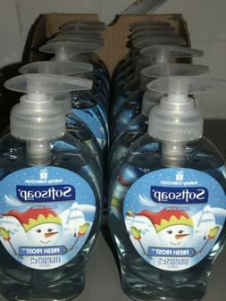 Lot of 16 Softsoap HOLIDAY Limited Edition Hand Soaps 5.5 OZ