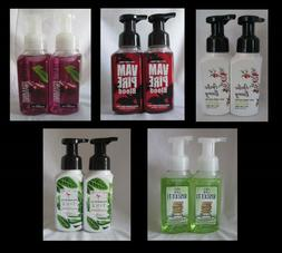 Lot of 2 Bath & and Body Works  GENTLY FOAMING HAND SOAPS -