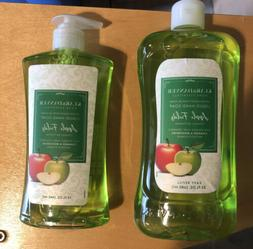 Lot Of 2~ Klar & Danver Apple Fields~ Liquid Hand Soap Pump
