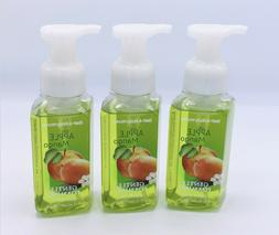 Lot of 3 Bath & Body Works Apple Mango Gentle Foaming Foam H