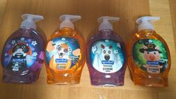 *CLEARANCE* Lot of 4 Softsoap Liquid Hand Soap Halloween Lim