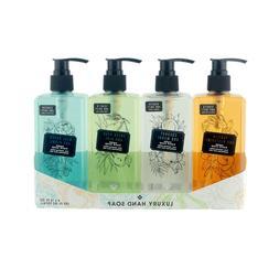 Member's Mark Luxury Hand Soap, Variety Pack,