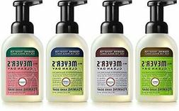 Mrs. Meyers Clean Day 4-Piece Foaming Hand Soap Variety Pack