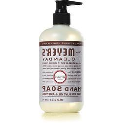 meyers hand soap geranium