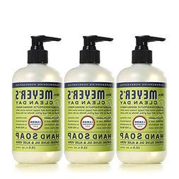 Mrs. Meyers Clean Day Hand Soap Lemon Verbena 12.5 fl oz, 2