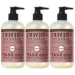 Mrs Meyers Hand Soap, Rosemary, 12.5 Fluid Ounce
