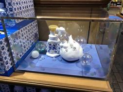 Mickey & Minnie shape hand soap Tokyo Disney Resort Limited