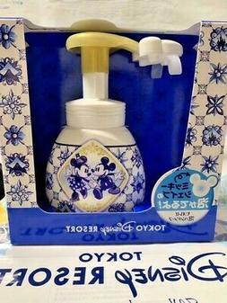 Mickey Shape Hand Soap Disneyland Tokyo Disney Resort Japan