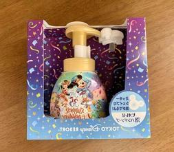 DISNEY MICKEY Shape's Hand Soap 35th Anniversary Limited  F/