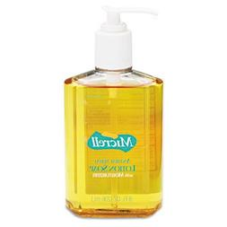 MICRELL Antibacterial Lotion Soap, Unscented Liquid, 8 oz Pu