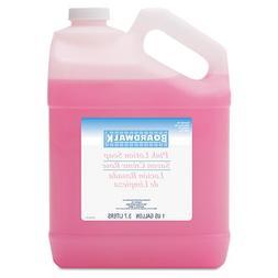 Boardwalk Mild Cleansing Pink Lotion Soap BWK410EA