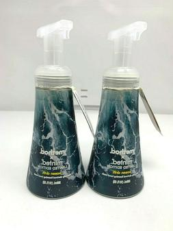 Method Minted Limited Edition Foaming Hand Soap Ocean Drift