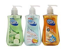 Dial Pump Hand Soap 7.5 oz Bundle - Cucumber And Mint, Marul