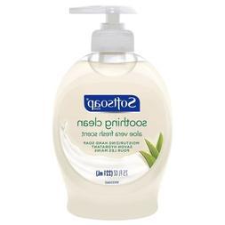 Softsoap Moisturizing Hand Soap w/Aloe, Liquid, 7.5 Oz Pump