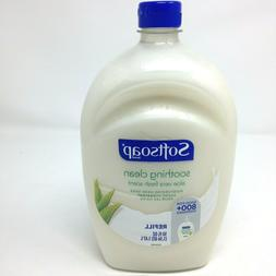 Softsoap Moisturizing Liquid Hand Soap Refill Soothing Aloe