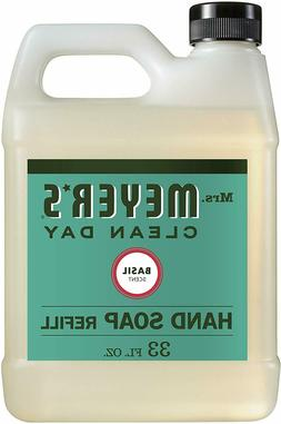 Mrs Meyer Foaming Hand Soap Refill Clean Day Dispenser Liqui