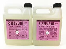 Mrs. Meyer's Clean Day Aromatherapy Peony Scent  Hand Soap R