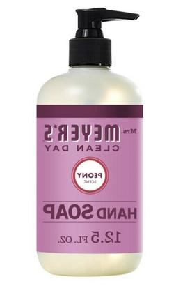 Mrs. Meyer's Clean Day Hand Soap Peony Scent Limited Edition