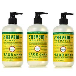 Mrs. Meyer's Clean Day Liquid Hand Soap Honeysuckle 12.5oz P