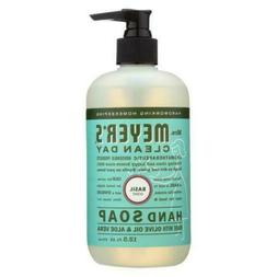 Mrs. Meyer's - Clean Day Liquid Hand Soap Basil - 12.5 fl. o