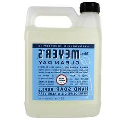 Mrs. Meyer's - Clean Day Liquid Hand Soap Refill Rain Water