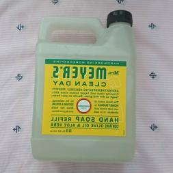 Mrs. Meyer's Honeysuckle Liquid Hand Soap Refill 33oz/975ml