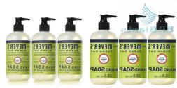 Mrs. Meyers Clean Day Hand Soap Lemon Verbena 12.5 fl oz, oz