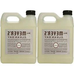 Mrs. Meyers Clean Day Hand Soap Refill, Lavender 33 oz