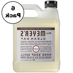 Mrs Meyers Clean Day Hand Soap Refill 33 Oz Lavender Scent -