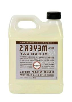 MRS MEYERS Clean Day Lavender Hand Soap Refill 33-fl oz