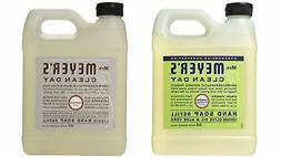 Mrs. Meyers Liquid Hand Soap Refill, 33 Fl Oz
