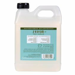 mrs meyers liquid hand soap refill natural