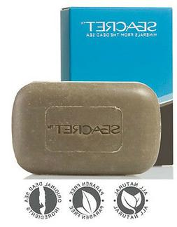 Mud soap Seacret Spa facial cleanser Skin care body bath and