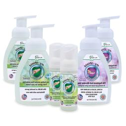 my-shield® Hand Sanitizer Foam and Soap 6-Pack - All Produc