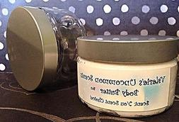 nag champa rich fragrance scented body butter